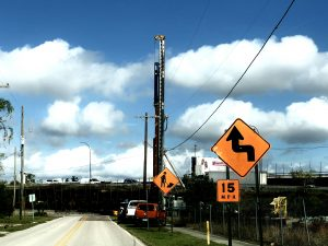 I-4 Ultimate Project Construction Formosa Avenue, Winter Park Florida 32789 Pile Driving Vibrations Property Damage Lawsuit Class Action